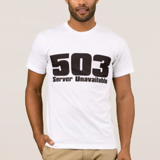 503 Tシャツ