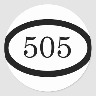 505のパラシュートの歩兵 ラウンドシール