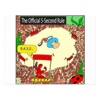 507 5第2規則の漫画 ポストカード