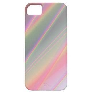 50 shadesof虹 iPhone SE/5/5s ケース