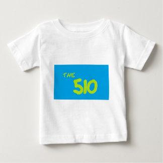 510製品 ベビーTシャツ