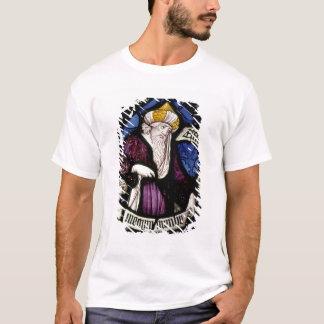 52: 予言者Ezekiel、15世紀のRoundel Tシャツ