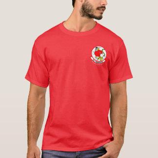 53頭のTFS NATOのトラ Tシャツ
