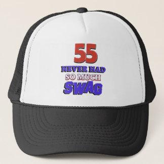 55ですばらしい キャップ