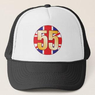 55イギリスの金ゴールド キャップ