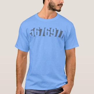 5676977 -薄い灰色 Tシャツ
