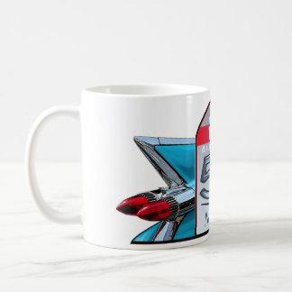 「57は1957年に生まれ、 コーヒーマグカップ