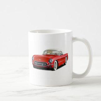 57コルベット コーヒーマグカップ