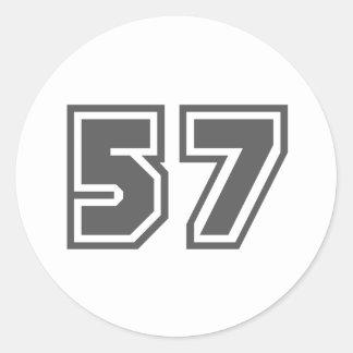 57 ラウンドシール