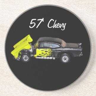 57' Chevy -コースター ドリンク用コースター