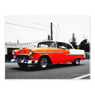57 Chevy フォトグラフ