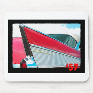 57 Chevy Bel Air マウスパッド