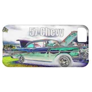 57 Chevy iPhone 5C ケース