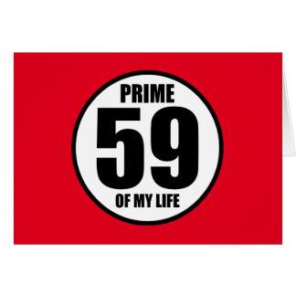 59 -私の生命の全盛 カード
