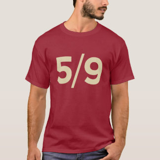 5/9のレポート Tシャツ