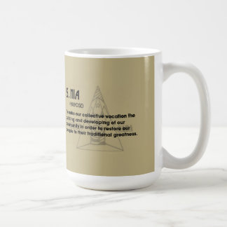 5. NIA Kwanzaaのマグ コーヒーマグカップ