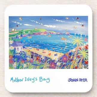 6つの芸術のコースター: 母Iveyの湾コーンウォール コースター