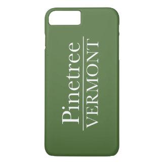 6とiPhoneやっとそこに、緑Pinetree VT iPhone 8 Plus/7 Plusケース