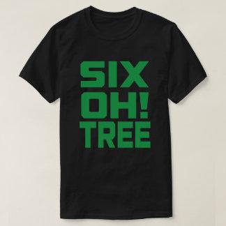 6オハイオ州! 木 Tシャツ