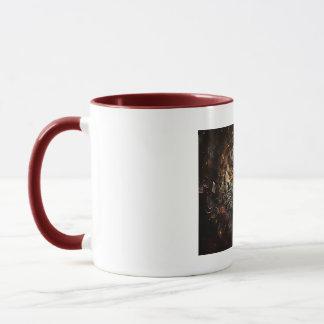 6以下のCcflのトラ マグカップ