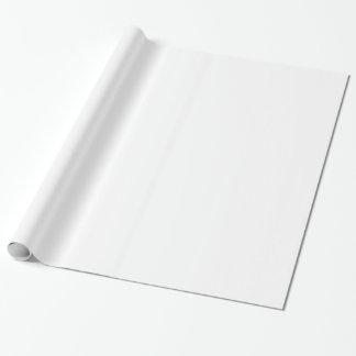 6光沢のある包装紙によってあなた自身の2つを作って下さい ラッピングペーパー
