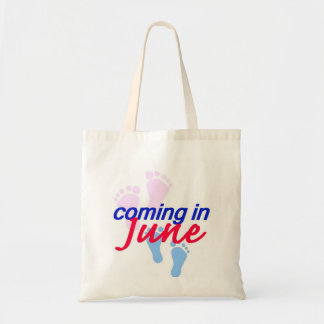 6月のバッグの期待 トートバッグ