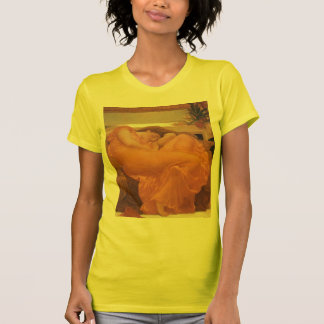 6月燃え立つ女性Tシャツ Tシャツ