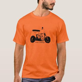 60年代のパウエルの挑戦者の小型バイクのヴィンテージT Tシャツ