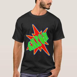60年代の単語Kapow Tシャツ
