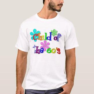 60年代のTシャツの子供 Tシャツ