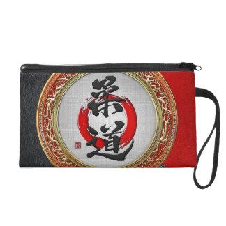 [600]日本のな武道の書道: 柔道 リストレット