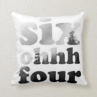 604の森林デザインの枕 クッション