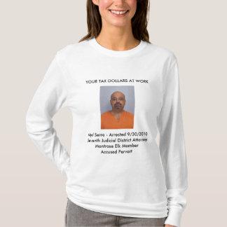 60、61および101の投票YES Tシャツ