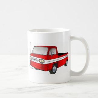 60-61 Corvair Rampsideの積み込み コーヒーマグカップ