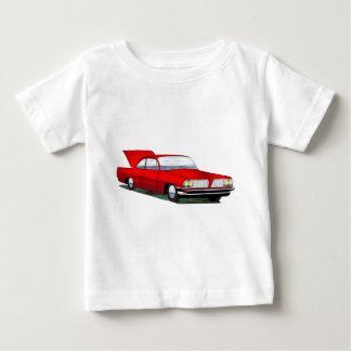 61ポンティアク2のドアHardtop ベビーTシャツ