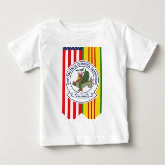 619th戦闘指揮の艦隊W/Flags ベビーTシャツ