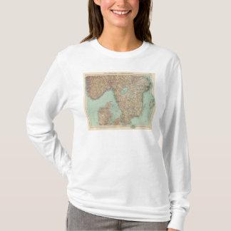 6364スウェーデン、南ノルウェー Tシャツ