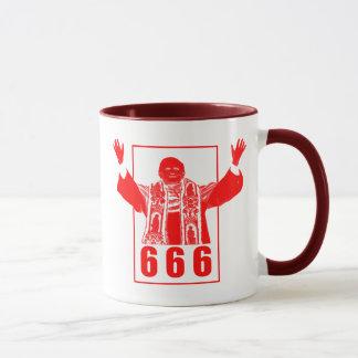 666法皇 マグカップ