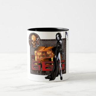 666 -ツートーンマグ ツートーンマグカップ