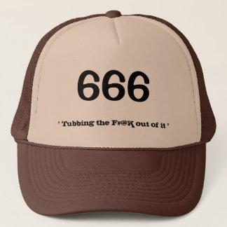 666、「TubbingそれからのF#@K 「 キャップ