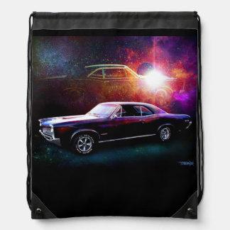 「66 GTOのドローストリング ナップサック