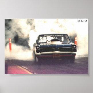 「66 GTO ポスター