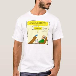 671まだみみずの漫画無し Tシャツ