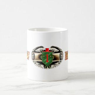 68W第1歩兵部隊 コーヒーマグカップ