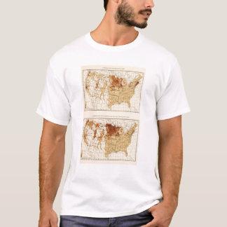 69人のスカンジナビア人1900年 Tシャツ