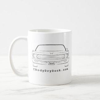 69激怒 コーヒーマグカップ