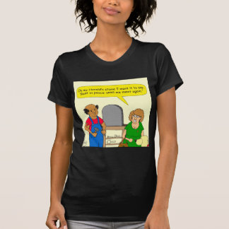 693 Haroldsの石の裂け目の漫画 Tシャツ