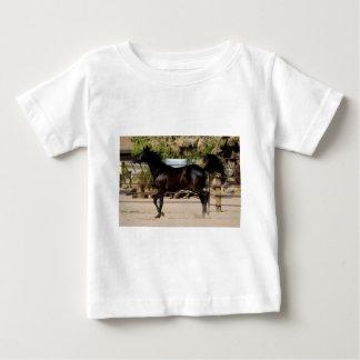 6-24粋な月- ベビーTシャツ
