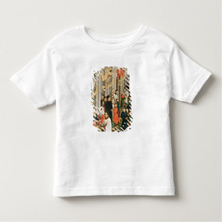 7つの秘跡の祭壇の背後の飾り トドラーTシャツ