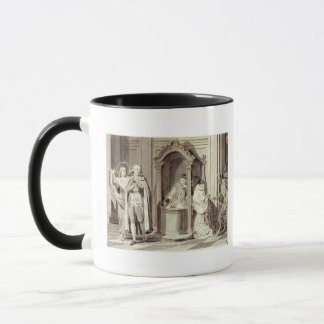 7つの秘跡: 告白1779年(茶色ペン マグカップ